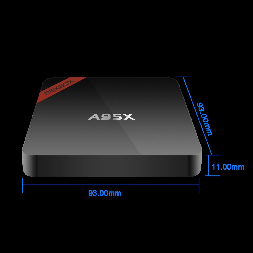 A95X NEXBOX-8