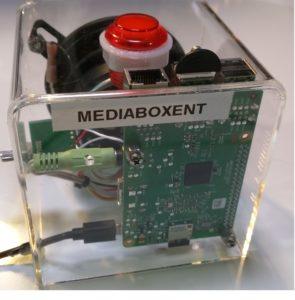MediaBoxent Google Asistente