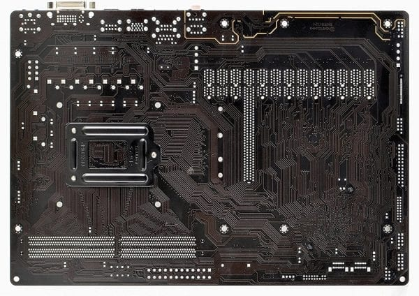 asrock h110 pro btc+ 13 gpu mining motherboard cryptocurrency review