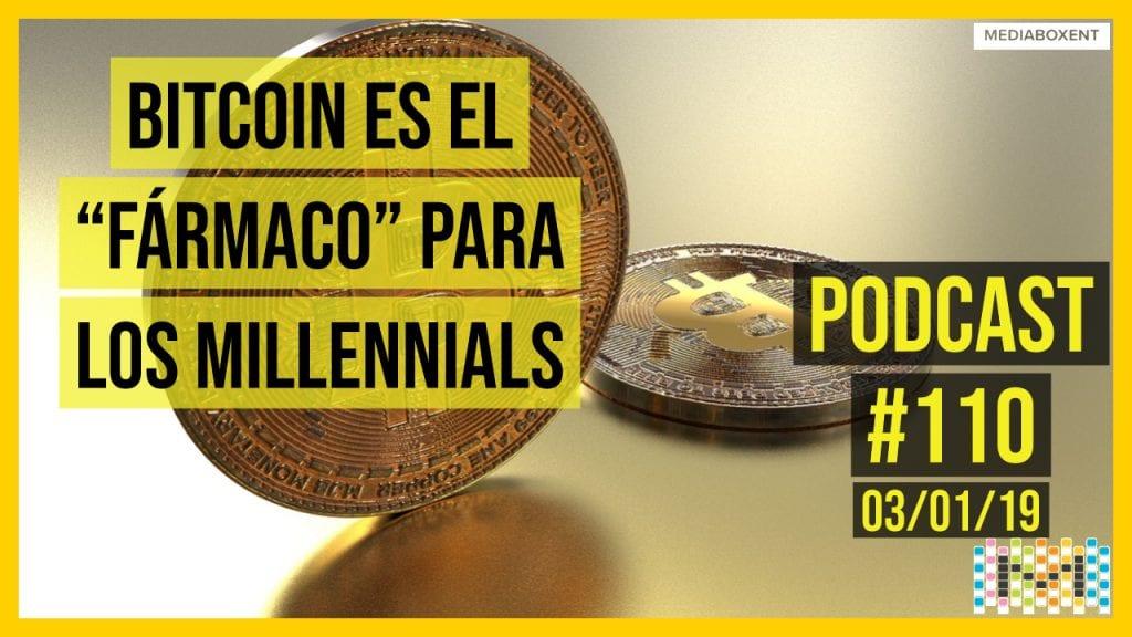 Bitcoin es el fármaco para los Millennials