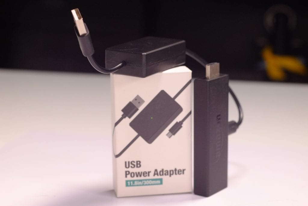 Cable de alimentación USB para accesorios Fire Stick