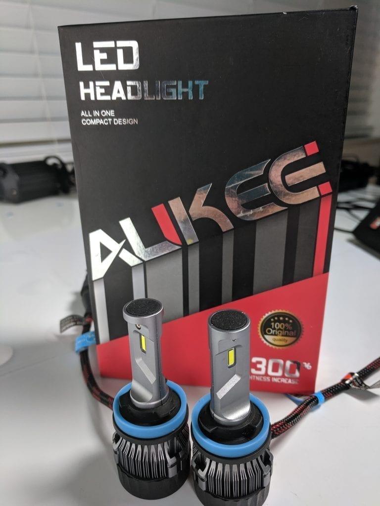 Luces LED para autos