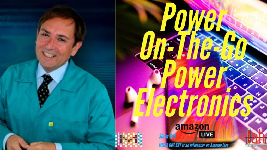 AMAZON POWER ON THE GO PW ELECTRONICS