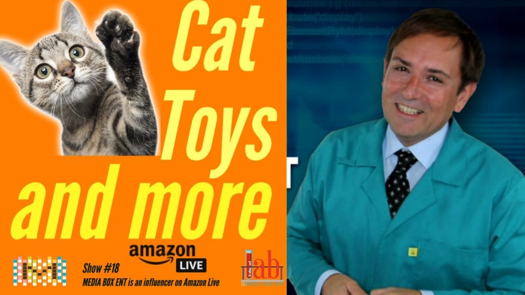 Cat Toys and More