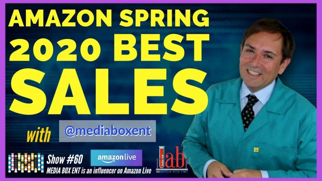 AMAZON spring 2020 BEST SALES