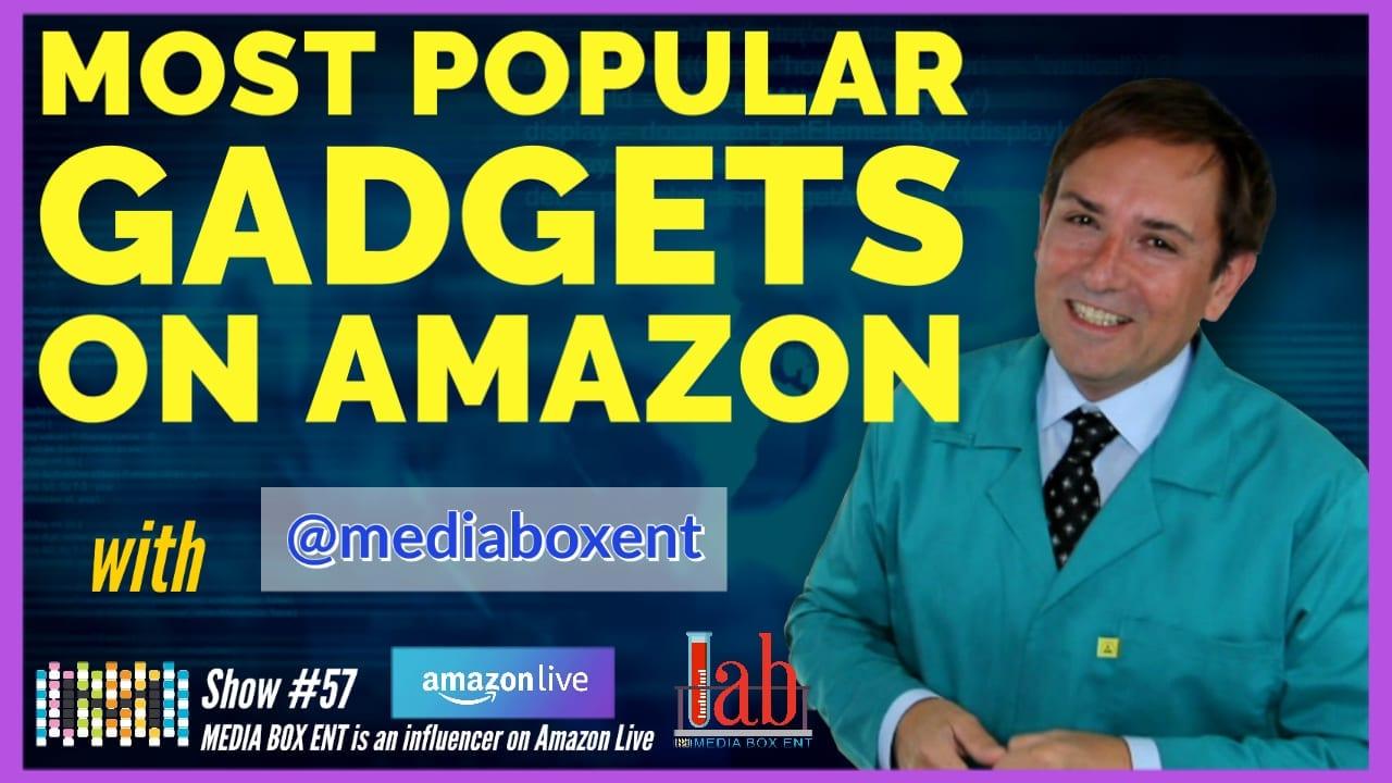 Most popular Gadgets on Amazon 57