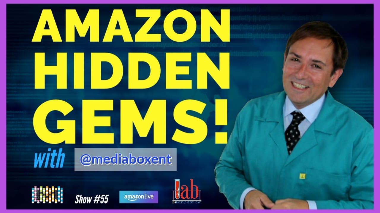 amazon hidden gems