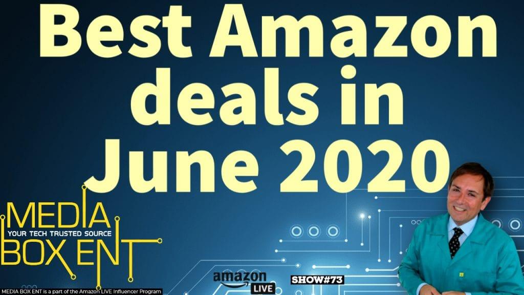 best amazon deals in june 2020
