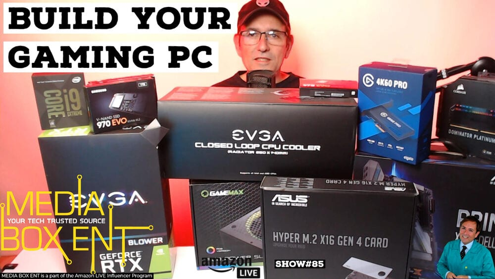 Build your gaming PC