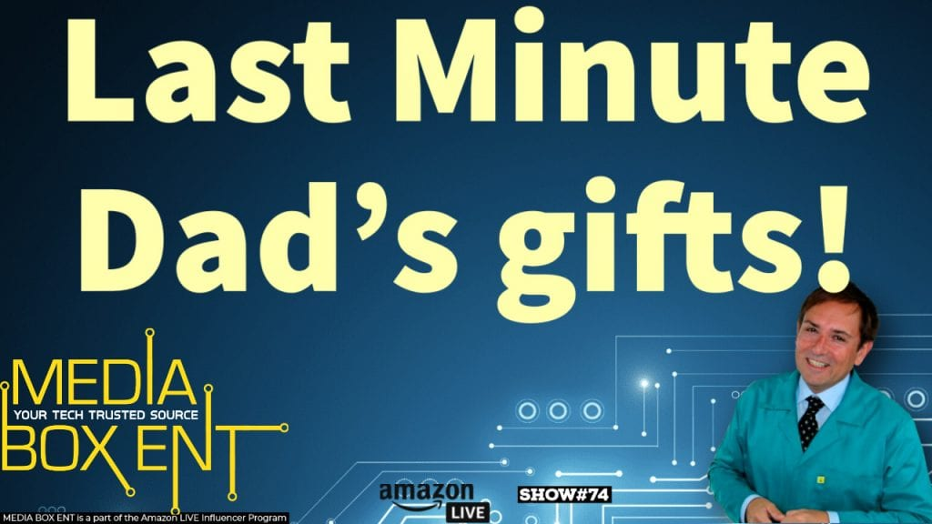 last minute dads gifts