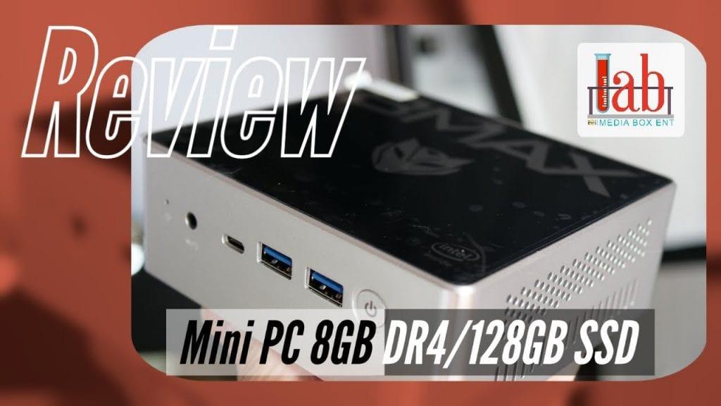 [Review] Mini PC,BMAX Intel Celeron J4115 2.5 GHz 8GB LPDDR4/128GB SSD