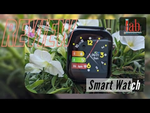 "Smart Watch Fitness Tracker with 1.4"" Touch Screen"