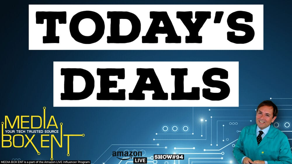 Today's deals for you!