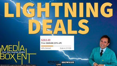 Tuesday lightning deals