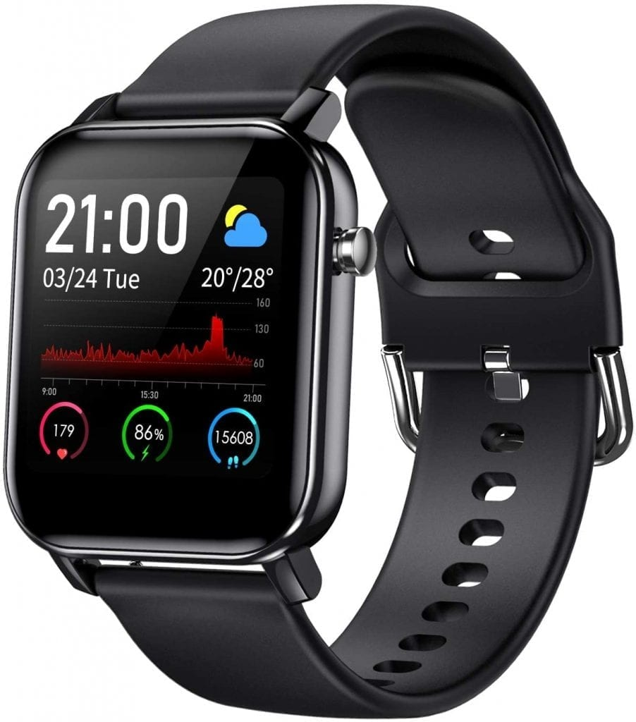 coulax smart watch