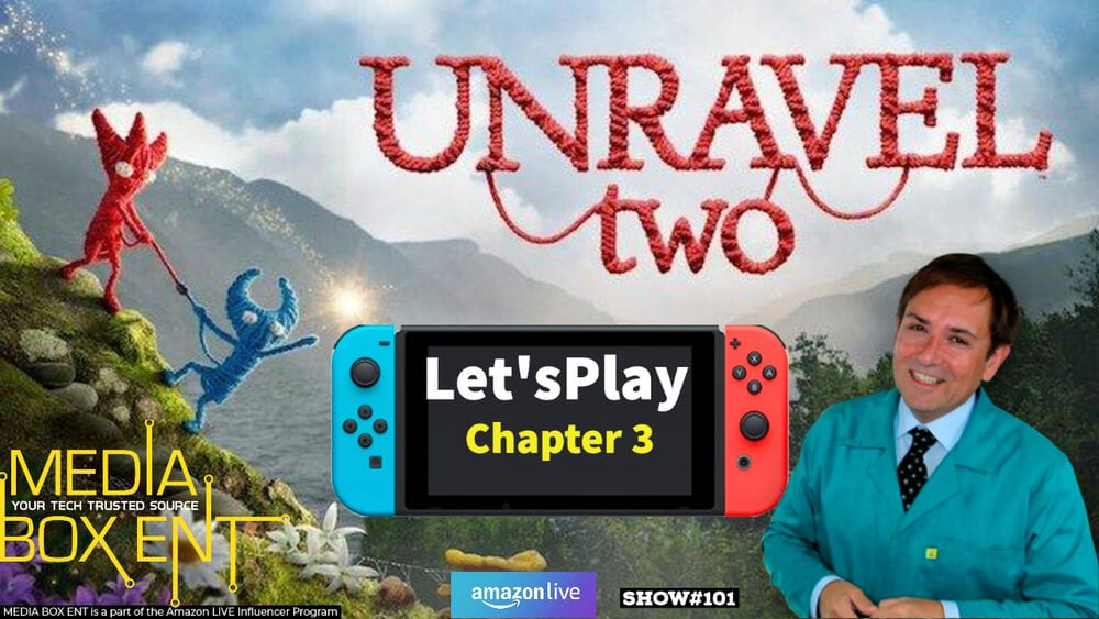 Unravel 2 Chapter 3