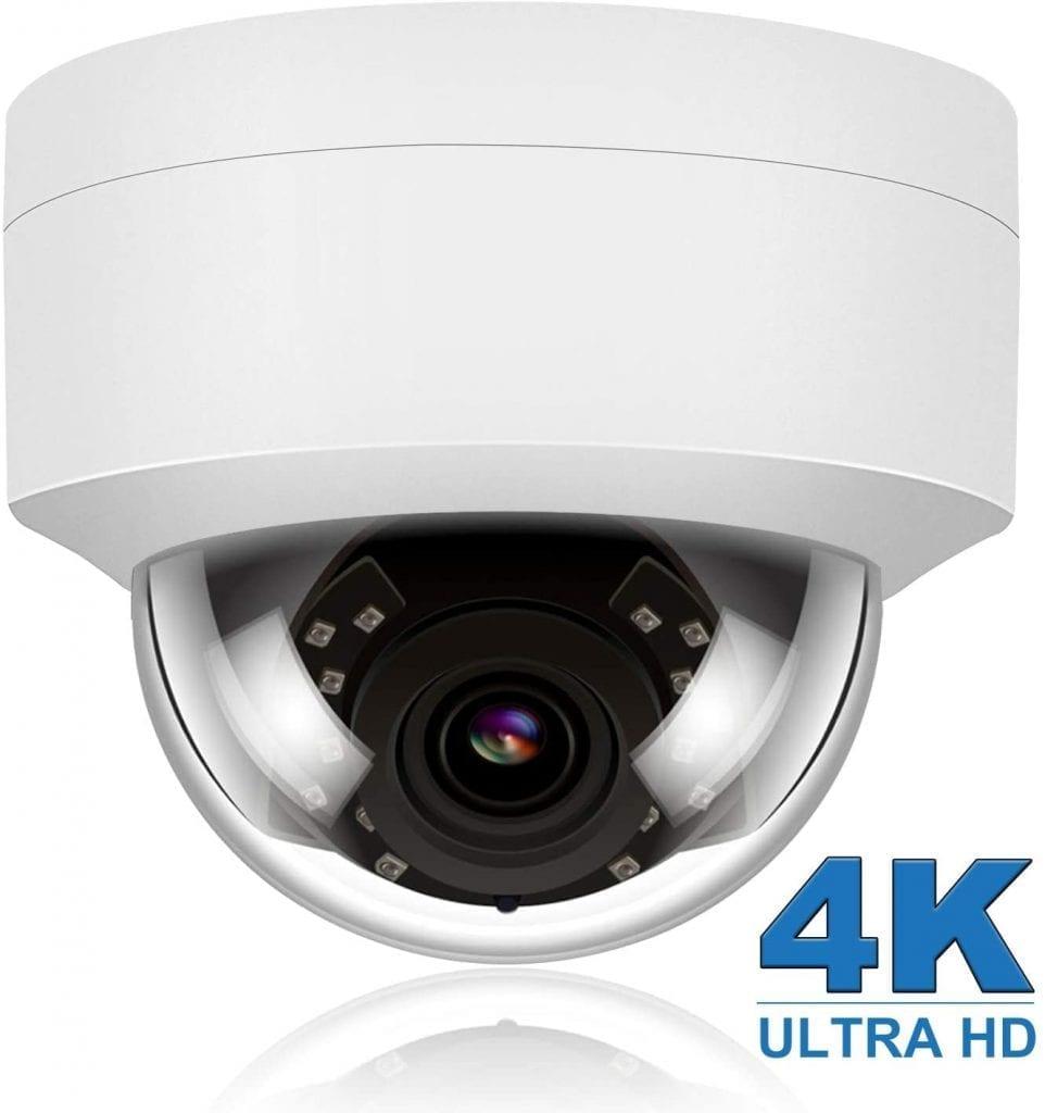 security cam dome
