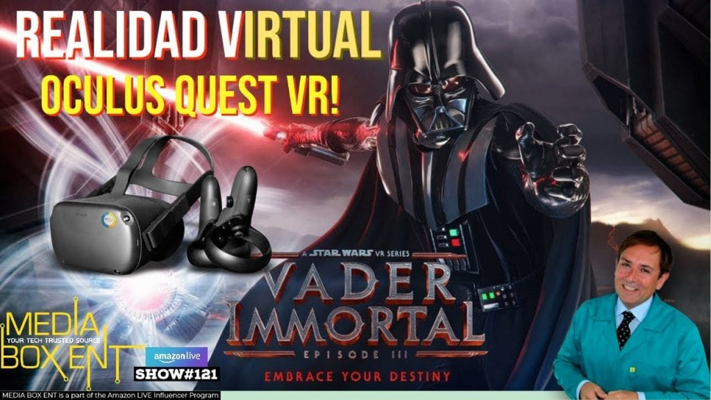 Tutorial: Realidad Virtual Oculus Quest VR!
