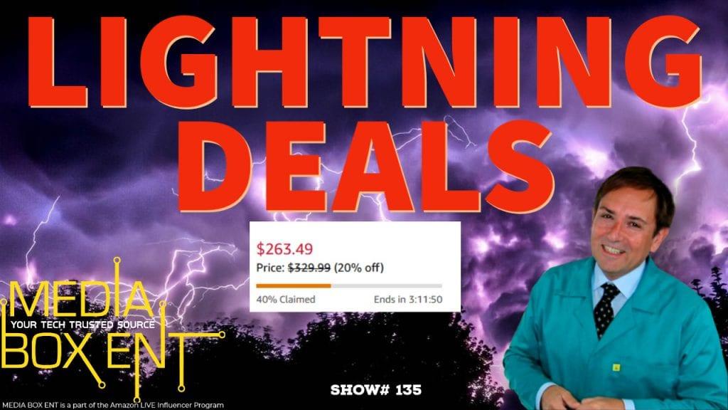lightning deals 135