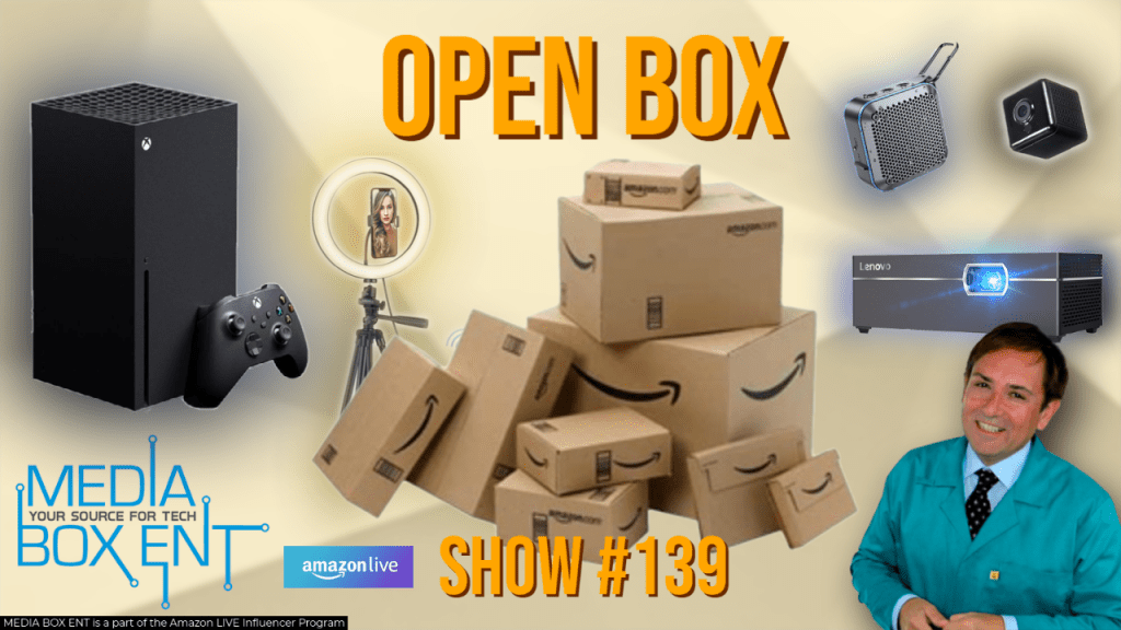 139 OPEN BOX