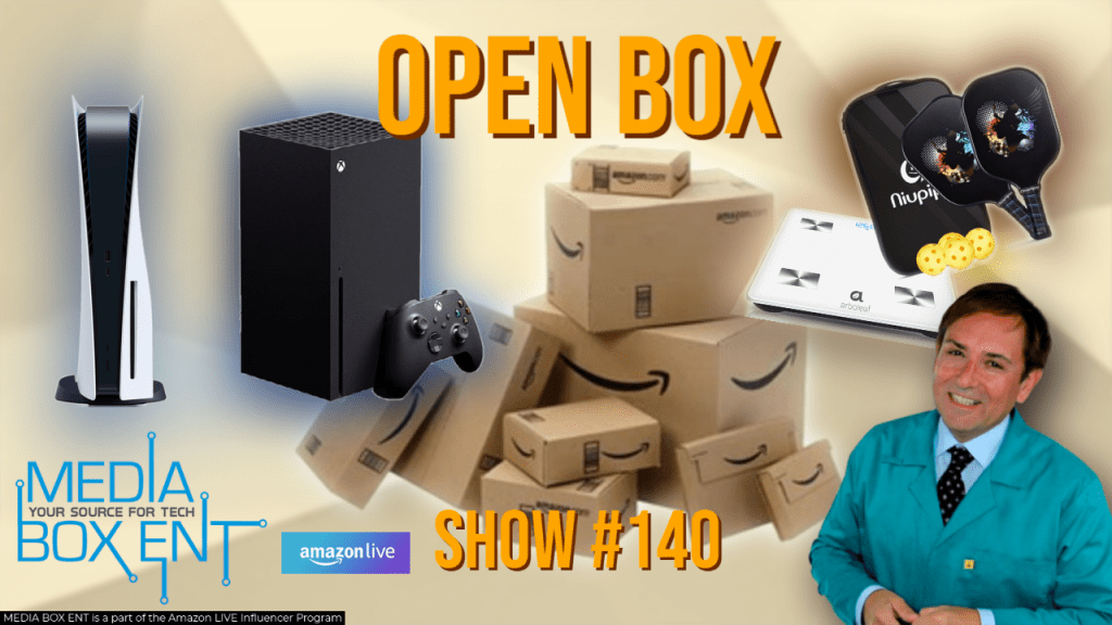 140 OPEN BOX