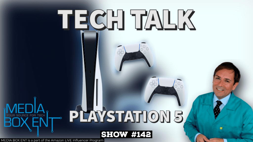 TECH TALK PS5 142