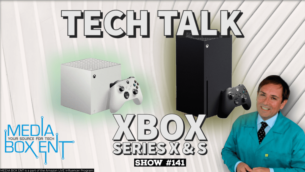 TECH TALK Xbox Series X & S 141