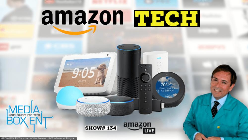 Amazon tech 134