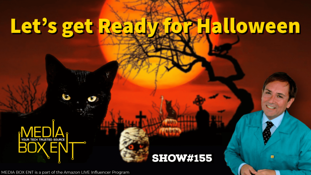 155 Let's get Ready for Halloween