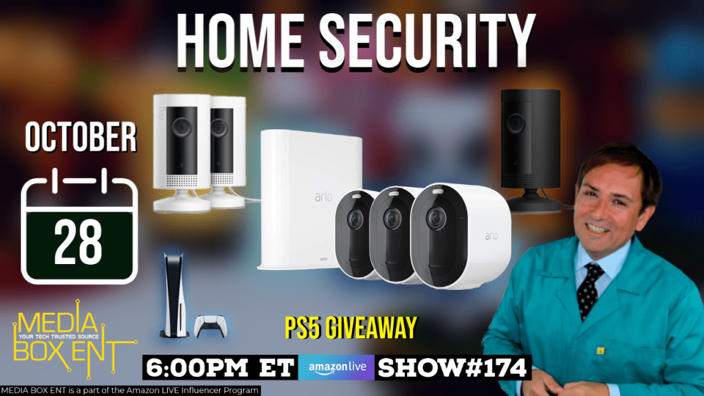 174 home security