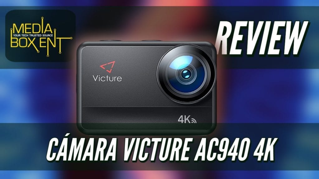 Review: Cámara deportiva Victure AC940 4K