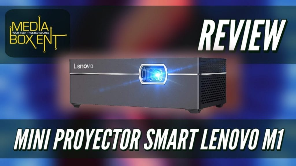 REVIEW: Mini proyector SMART Lenovo M1