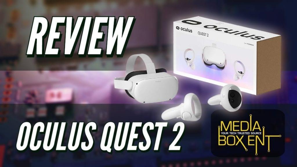 Review: Lentes de realidad virtual Oculus Quest 2