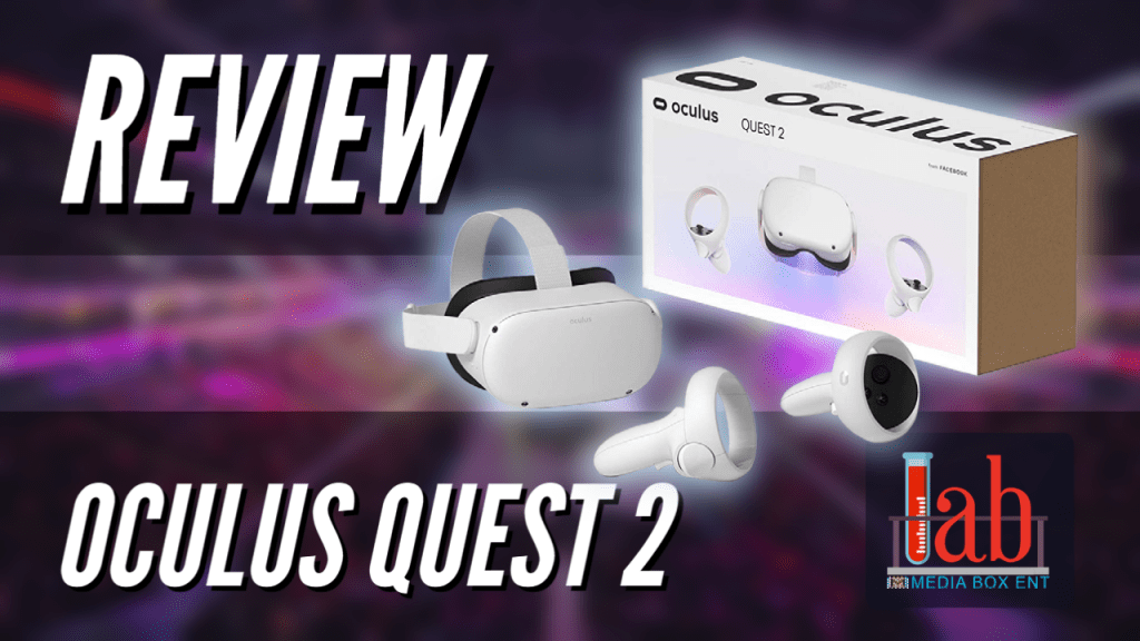 Review: Oculus Quest 2 - All-In-One VR