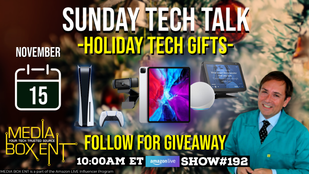 192 sunday tech talk