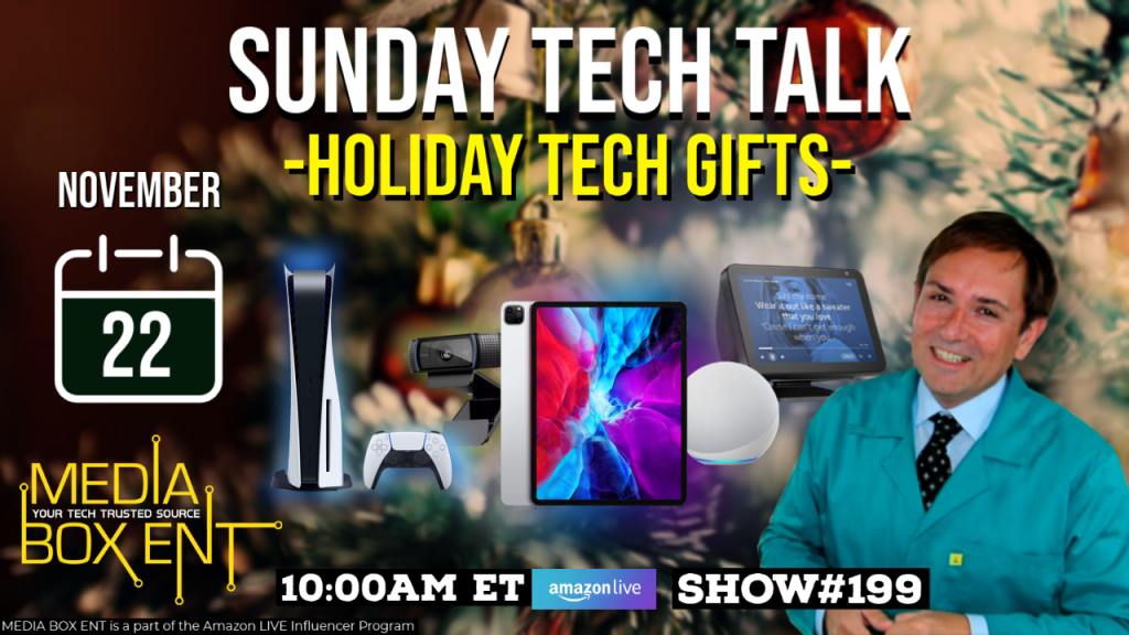 199 sunday tech talk