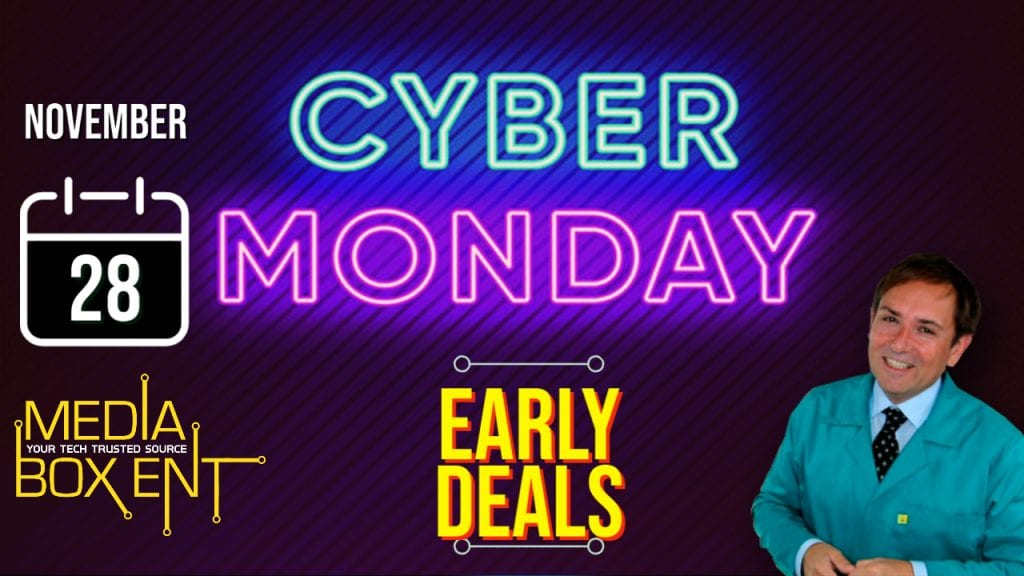 205 cyber monday early deals