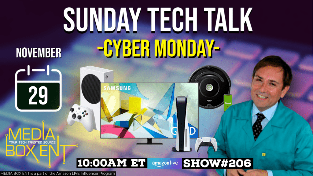 206 sunday tech talk