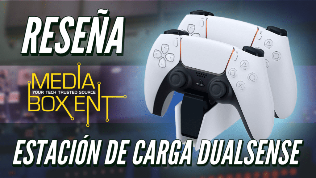 Reseña de la nueva estación de carga DualSense | Playstation 5