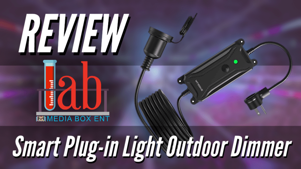 Outdoor Dimmer LAB