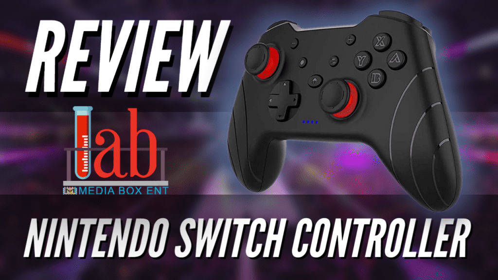 review switch controller lab