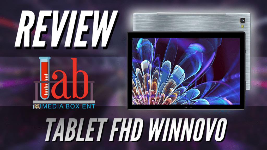 REVIEW: Tablet fhd WINOVO lab