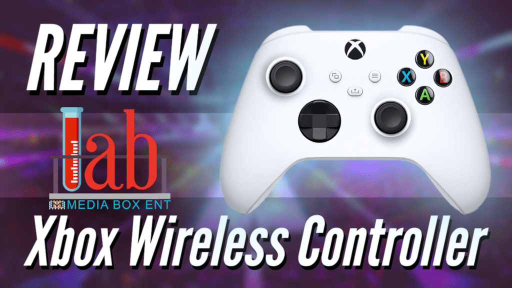 review xbox wireless controller