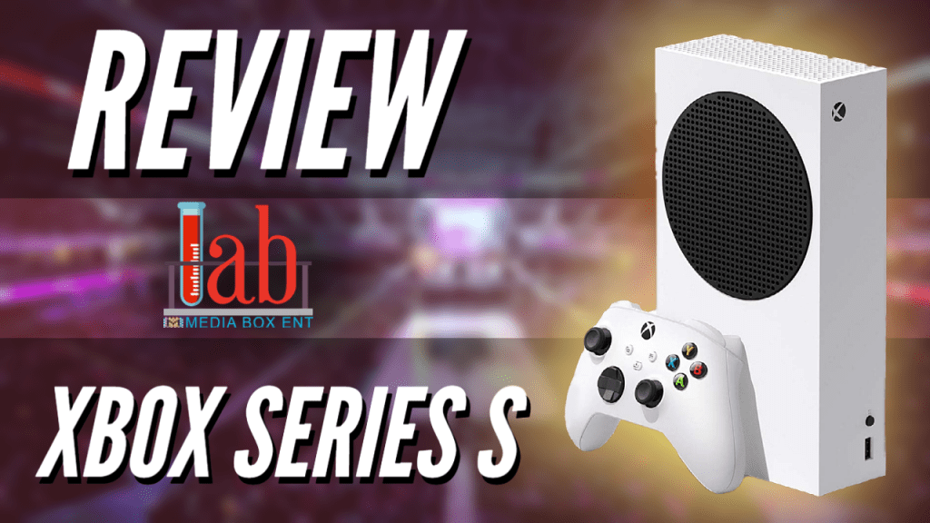 Xbox Series S Unboxing – The most practical and compact Microsoft console