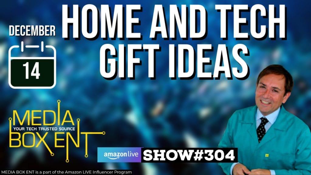 221 home and tech gitf ideas