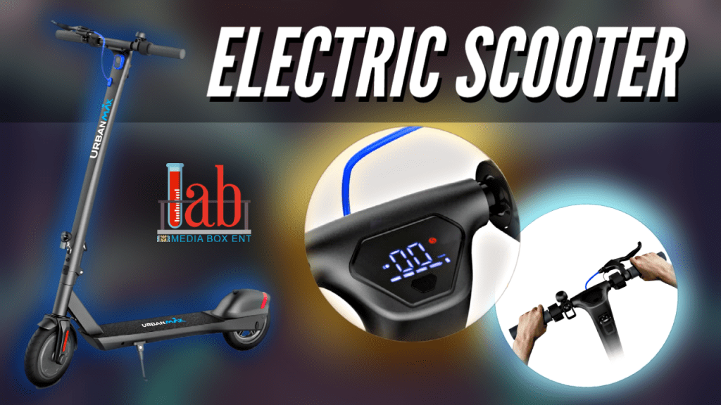 Best Electric Scooter - Urban Vehicle