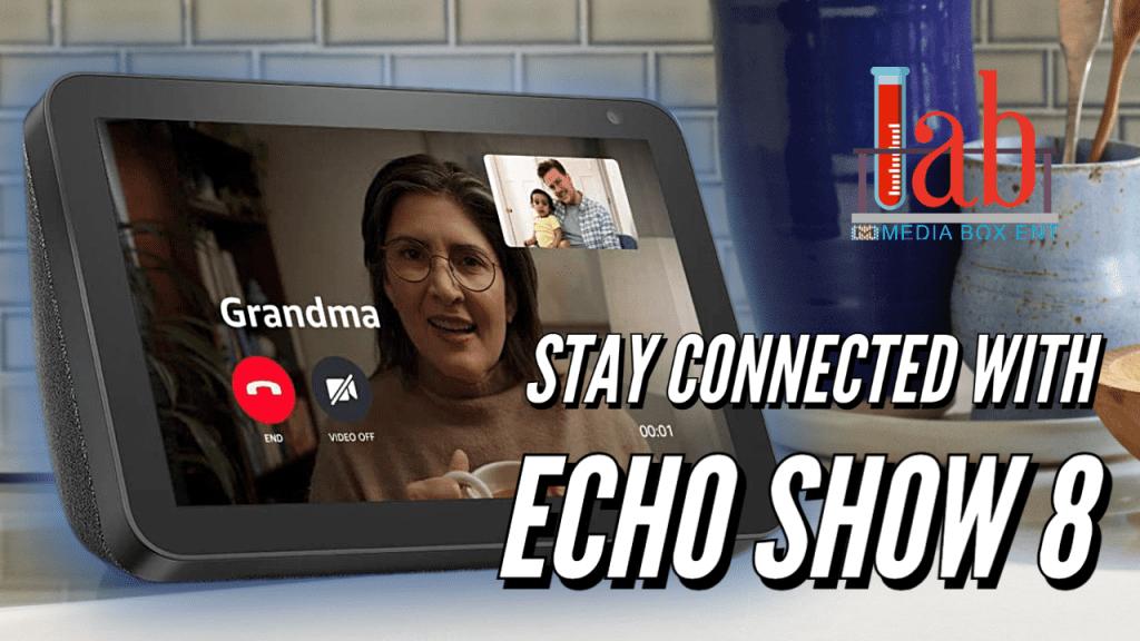 Echo show 8 lab
