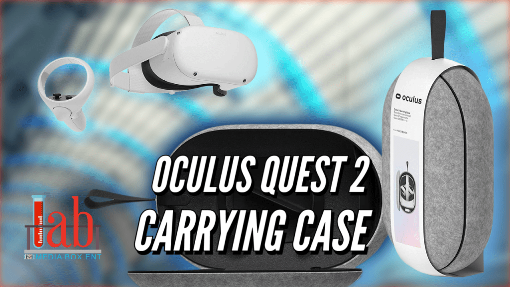Oculus Carring case LAB