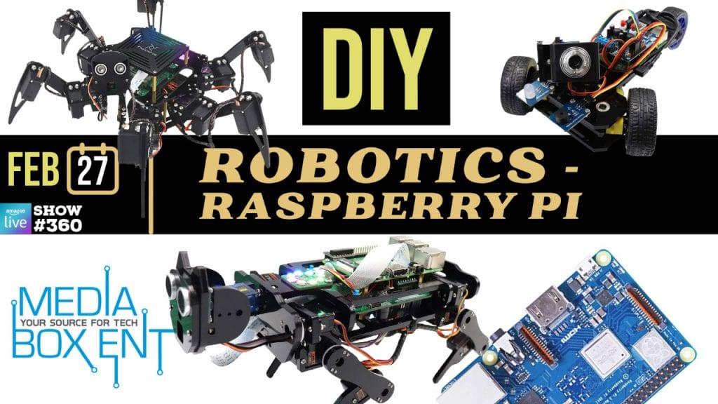 Robotics! – #360