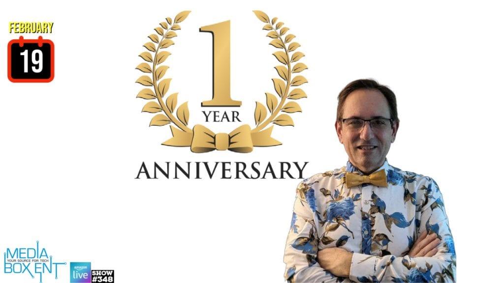 1 anniversary live
